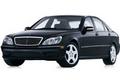 S-Class W220 (1998-2005)