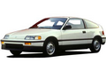CRX II (1987-1992)