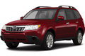 Forester III (SH; 2009-2013)