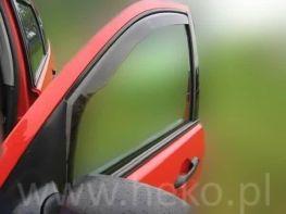 Ветровики AUDI 80 B3/B4 (1986-1995) Sedan HEKO