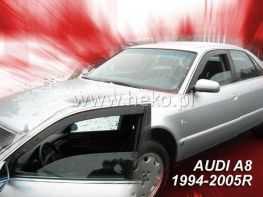 Ветровики AUDI A8 D2 (1994-2002) Sedan HEKO