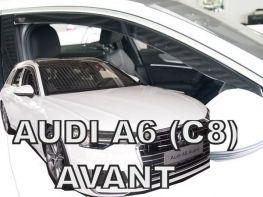 Дефлекторы окон AUDI A6 C8 (18-) Avant - Heko (вставные)