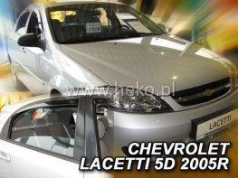 Ветровики CHEVROLET Lacetti (2007-) Combi HEKO