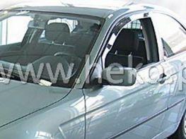 Ветровики BMW E46 (1998-) Sedan HEKO