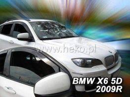 Ветровики BMW X6 E71 / E72 (2008-) HEKO