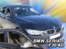 Ветровики BMW 3 F30 (12-19) Sedan - HEKO