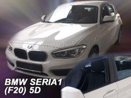Ветровики BMW 1 F20 (11-19) - Heko (вставные)