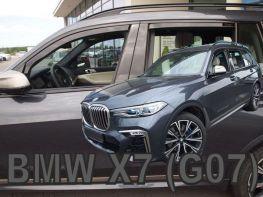 Ветровики BMW X7 G07 (19-) - Heko (вставные)
