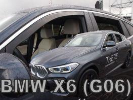 Ветровики BMW X6 G06 (19-) - Heko (вставные)