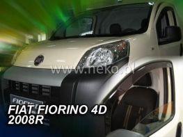 Ветровики FIAT Fiorino / Qubo (2008-) 4D/5D HEKO