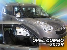 Ветровики OPEL Combo D (2011-) HEKO