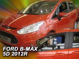 Ветровики FORD B-Max (12-17) 5D - Heko