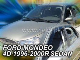Ветровики FORD Mondeo Mk2 (96-00) Sd/Hb - Heko (вставные)