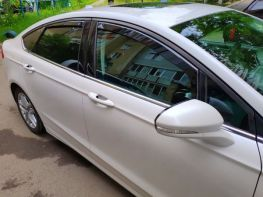 Ветровики FORD Mondeo Mk5 (14-) Sd / Liftback - Heko