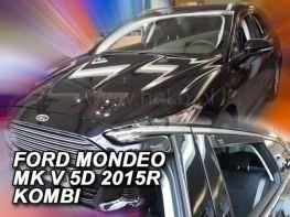 Дефлекторы окон FORD Mondeo V (2014-) Combi HEKO