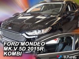 Ветровики FORD Mondeo Mk5 (14-) Combi - Heko