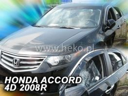 Ветровики HONDA Accord VIII (08-13) Sedan - HEKO