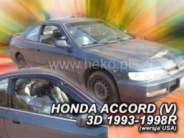 Ветровики HONDA Accord V (1993-1998) Coupe USA