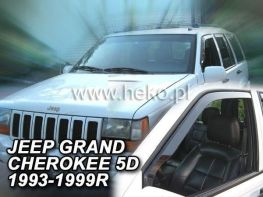 Ветровики JEEP Grand Cherokee ZJ (1993-1998) HEKO