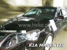 Ветровики KIA Magentis II (GE) (2005-2010) 4D HEKO