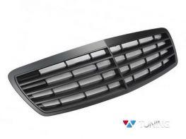 Решётка MERCEDES E W211 (02-06) - ASSY чёрная матовая