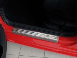 Накладки на пороги VW Polo Mk5 6R Польша