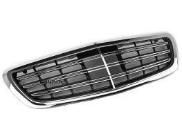 Решётка MERCEDES S W222 (14-20) - S65 AMG (хром)
