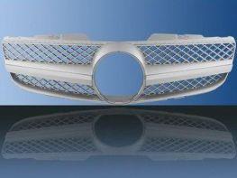 Решётка серебро/хром MERCEDES SL R230 (06-08)