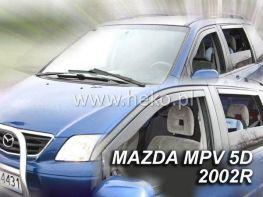 Ветровики MAZDA MPV (2001-) HEKO