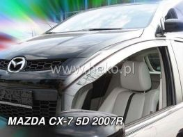 Ветровики MAZDA CX-7 (2006-) HEKO