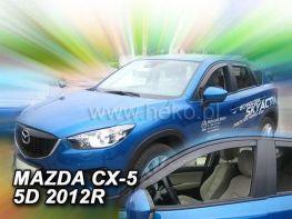 Ветровики MAZDA CX-5 (2012-2016) - HEKO