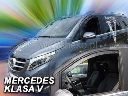 Дефлекторы окон MERCEDES Vito / V W447 (14-) - HEKO (вставные)