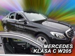 Ветровики MERCEDES C W205 (2014-) Sedan - HEKO