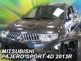 Ветровики MITSUBISHI Pajero Sport II (09-15) - HEKO