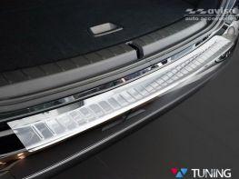 Накладка на задний бампер BMW 2 F45 (14-) Active Tourer