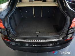 Защитная накладка бампера BMW X4 F26 (2014-)