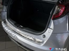 Накладка на бампер HONDA Civic 9 (15-17) Hatchback - AVISA