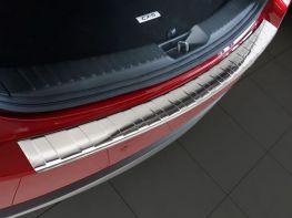 Защитная накладка на задний бампер MAZDA CX-5 II (2017-) - AVISA