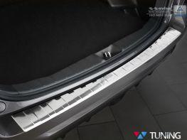 Накладка на задний бампер MITSUBISHI ASX (17-) - AVISA