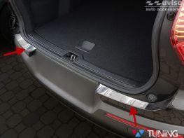 Накладка на задний бампер VOLVO XC40 (18-) - AVISA