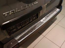 Накладка на задний бампер RENAULT Trafic III (2014-) - AVISA
