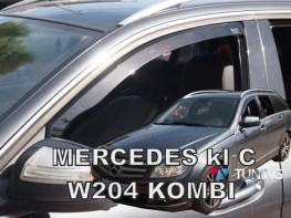 Ветровики MERCEDES C W204 (07-14) Combi - HEKO