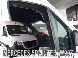 Дефлекторы окон MERCEDES Sprinter W907 (19-) - HEKO