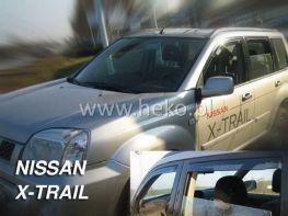 Ветровики вставные NISSAN X-Trail T30 (01-07) HEKO