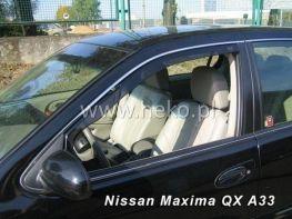 Ветровики вставные NISSAN Maxima QX A33 (2000-2004) HEKO