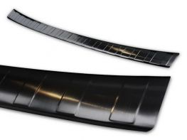 Накладка на задний бампер TOYOTA Rav4 V (19-) - Avisa (чёрная)