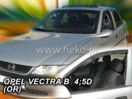 Ветровики OPEL Vectra B (1995-2002) Hatchback/Sd HEKO