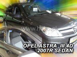 Ветровики OPEL Astra H (04-14) Hatchback HEKO