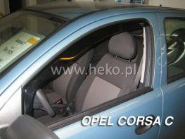 Ветровики OPEL Corsa C (2000-2006) 5D HEKO