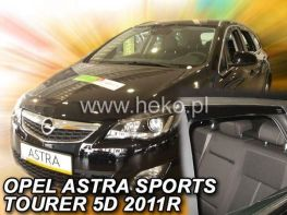 Ветровики OPEL Astra J (2010-) Sports Tourer HEKO